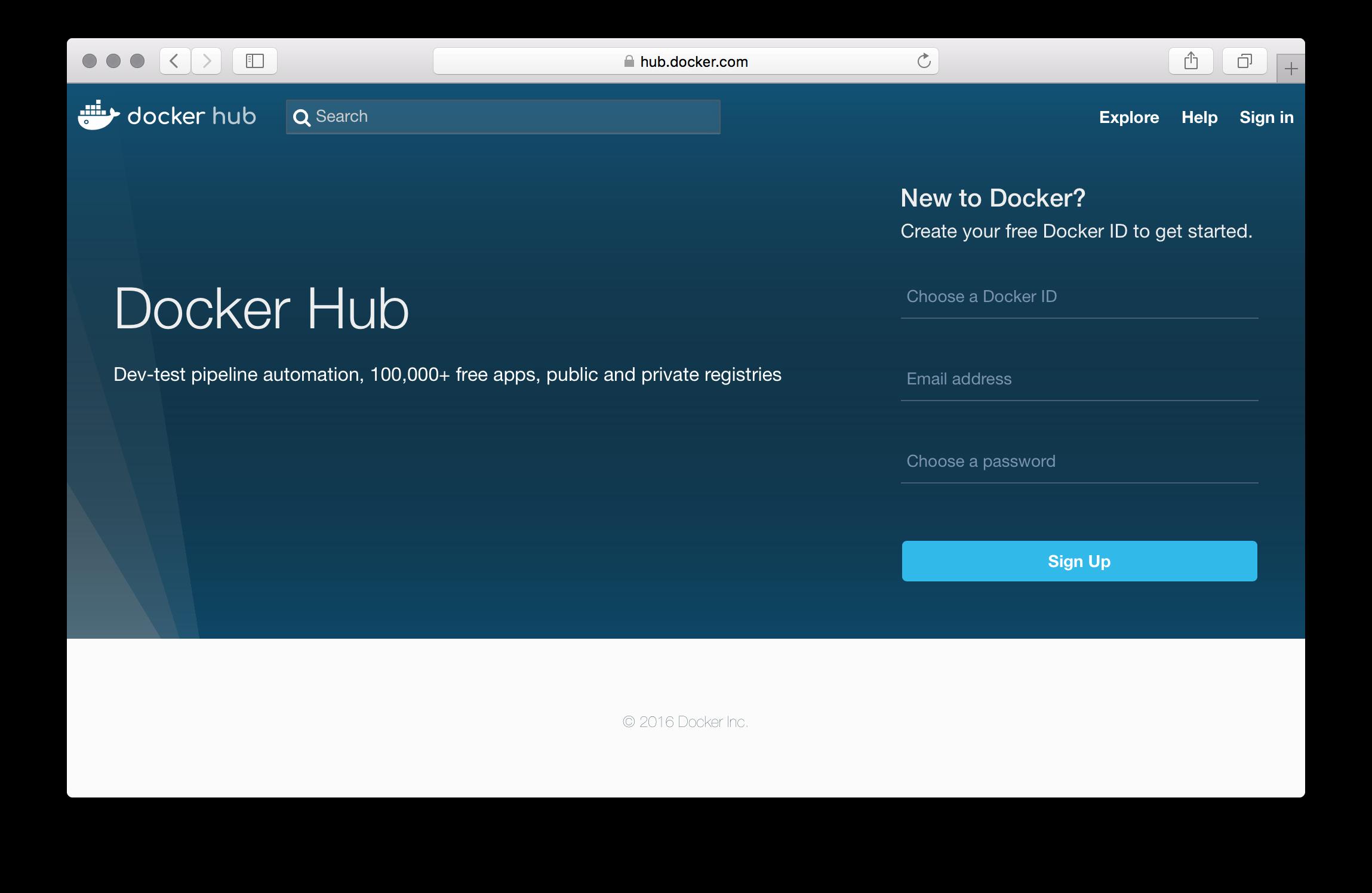 Docker Hub