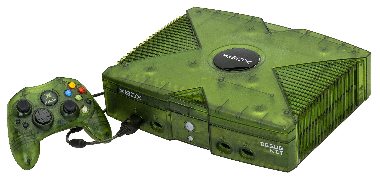 Xbox Debug Kit